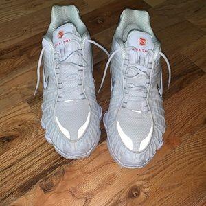 Nike White and Grey